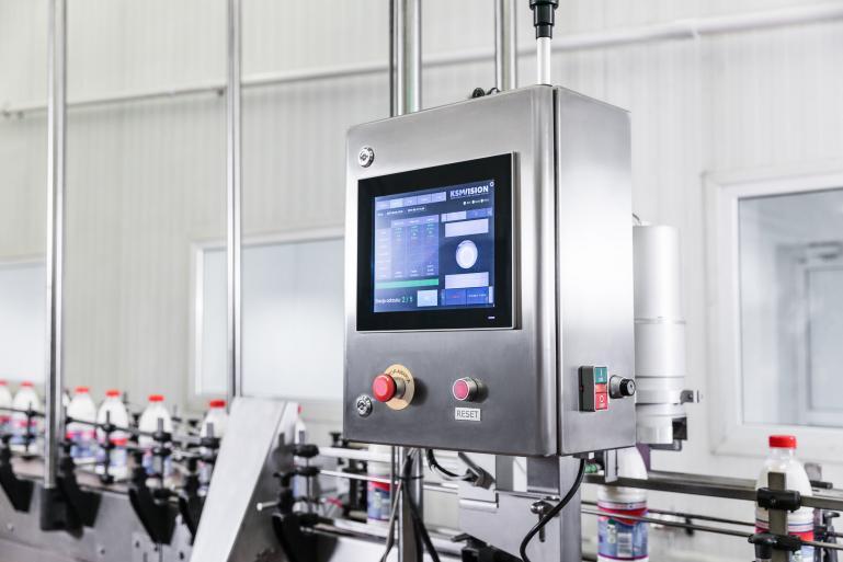 Dziennik Gazeta Prawna about our optical quality control systems
