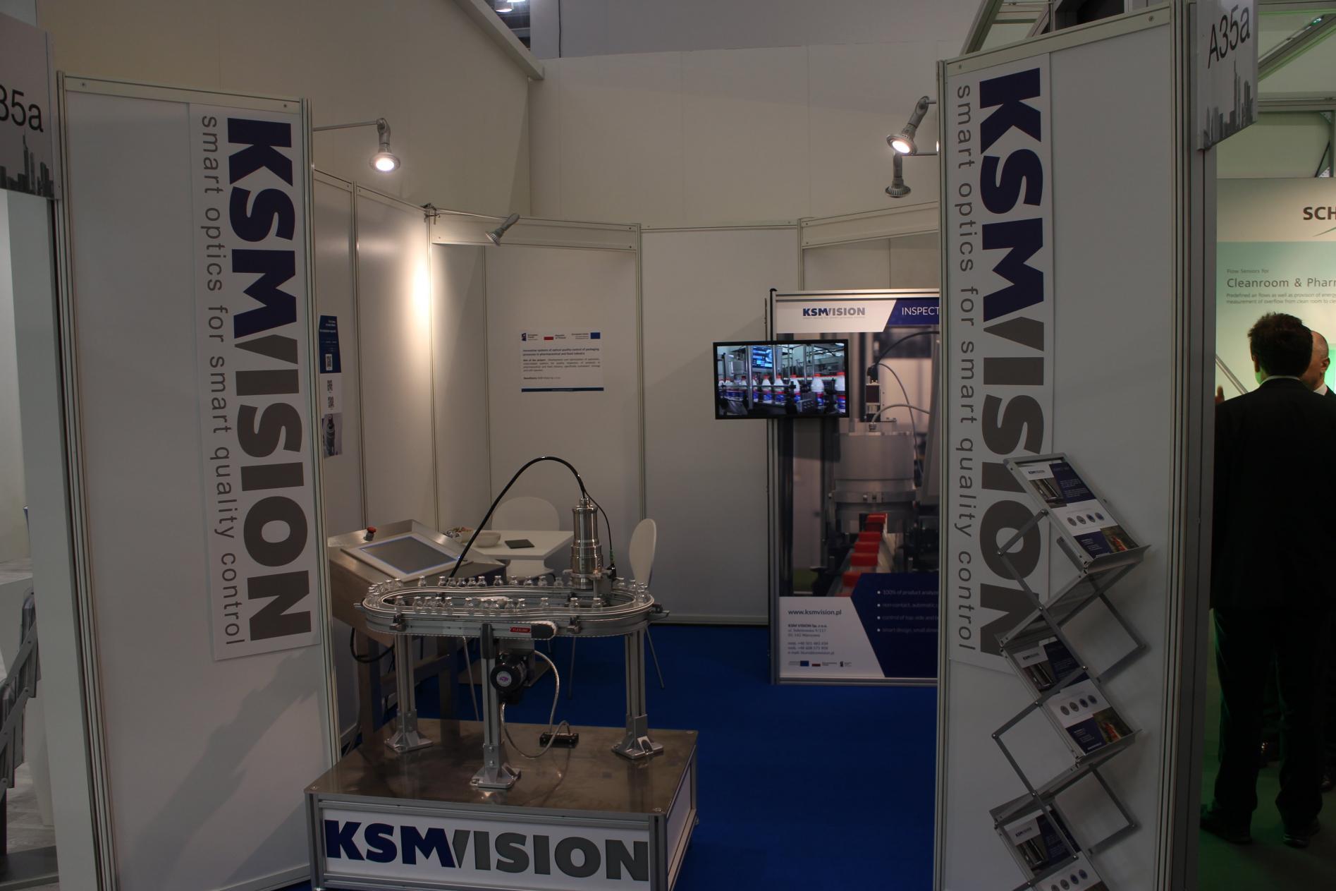 History of KSM Vision